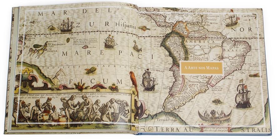 A Arte nos Mapas3