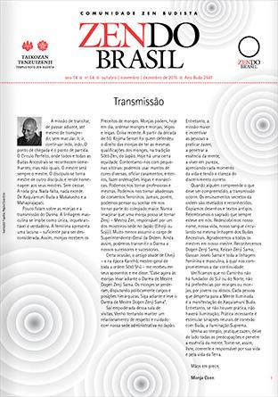 Jornal Zendo 1