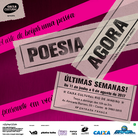 Poesia Agora Rio 13