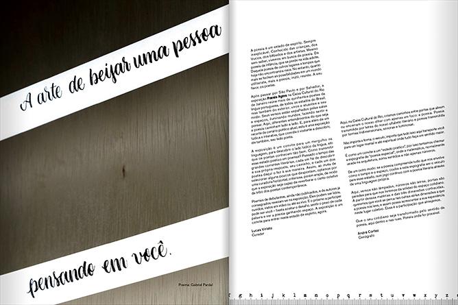 Poesia Agora Rio 7